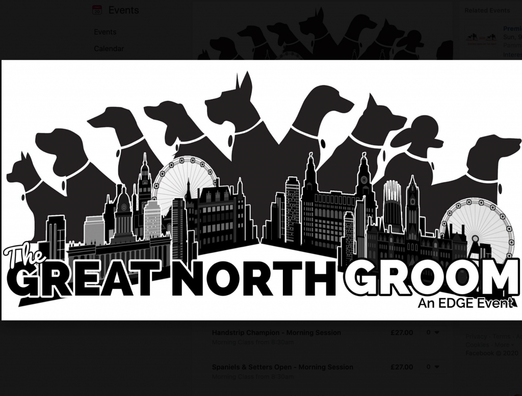 The Groomers Spotlight | Great North Groom 7th June 2020