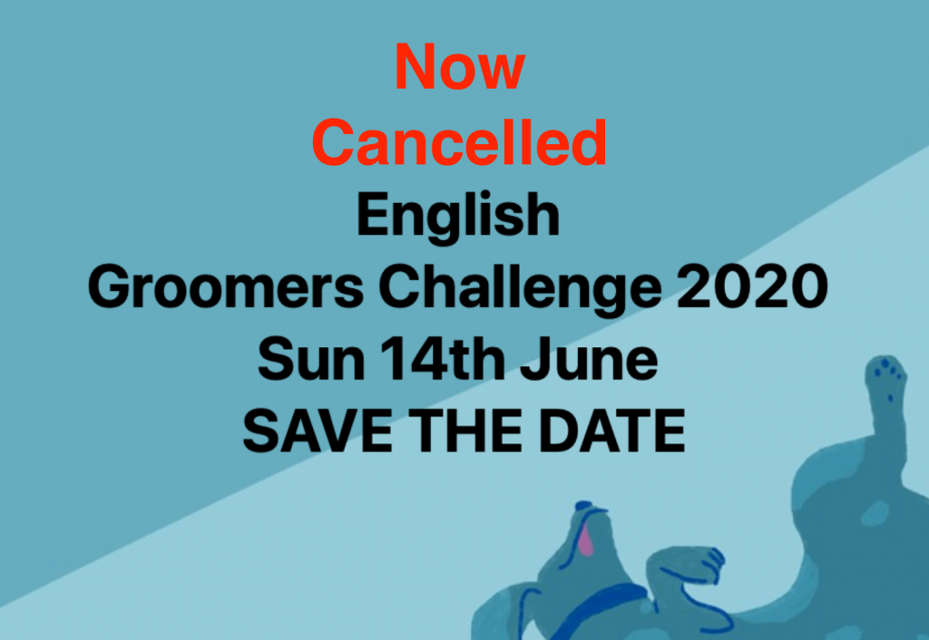 The Groomers Spotlight | English Groomers Challenge 14th June 2020